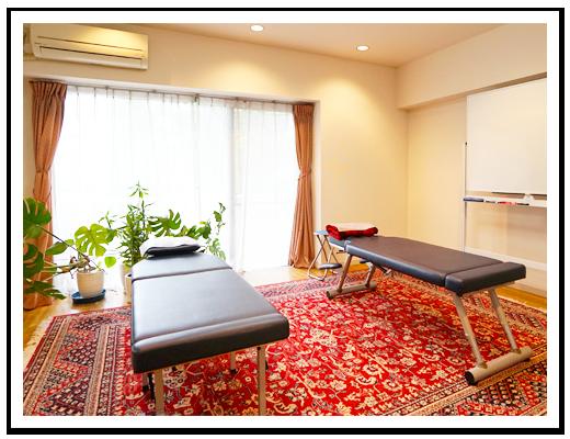 院内を清潔に保ち、お客様が過ごしやすい空間をご提供します。